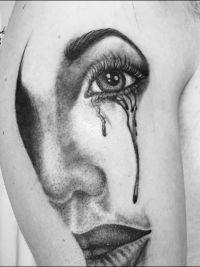 arm-gesicht_tattoo_cat